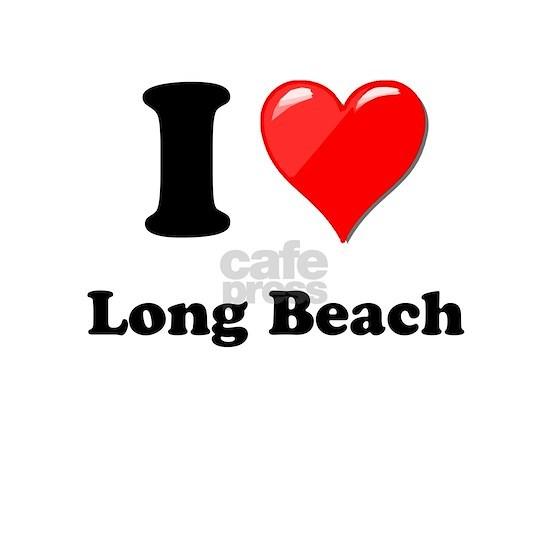I Heart Love Long Beach