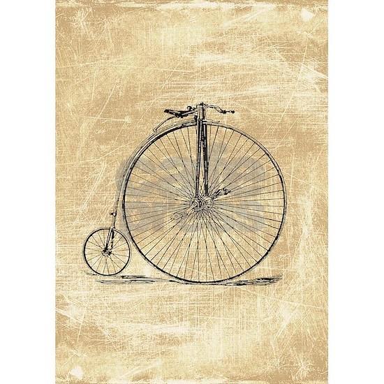 Vintage Penny Farthing Bicycle