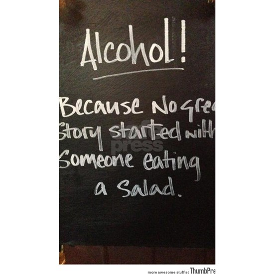 The truth about Alcohol