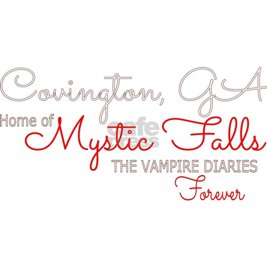 Covington GA Home of Mystic Falls