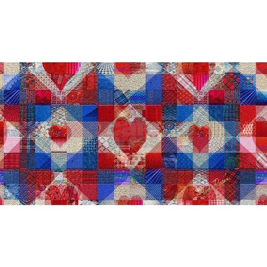Red Heart Patchwork...