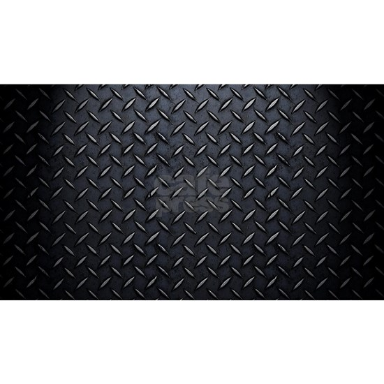 Black Diamond Plate Design