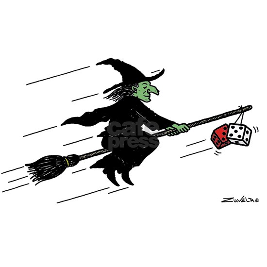 Witchs Broom Dice