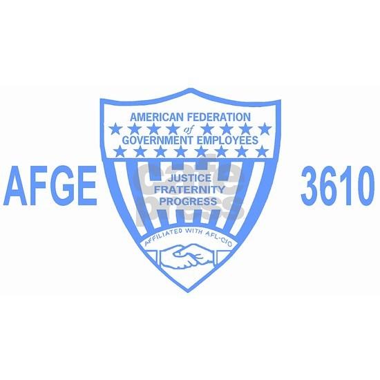 AFGE-Local3610BabyBlueCap