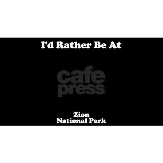 Zion National Park - LPF