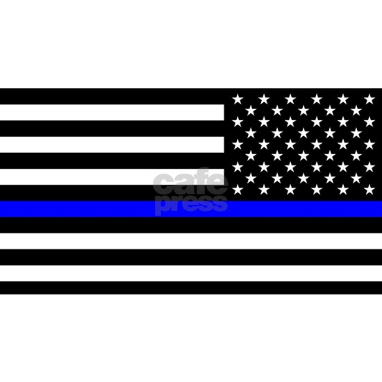 Police: Reverse Black Flag & The Thin Blue Line