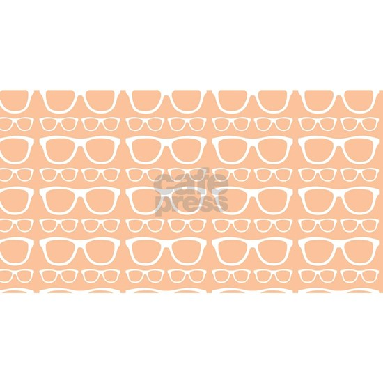 Cute Retro Eyeglass Hipster
