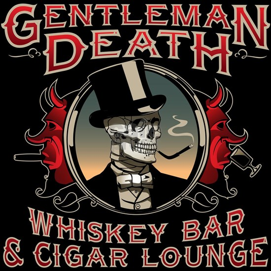 Gentleman Death Whiskey Bar and Cigar Lounge