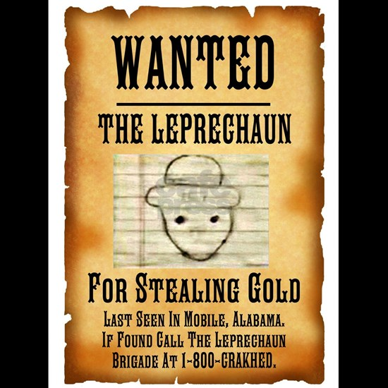 WANTED: The Leprechaun