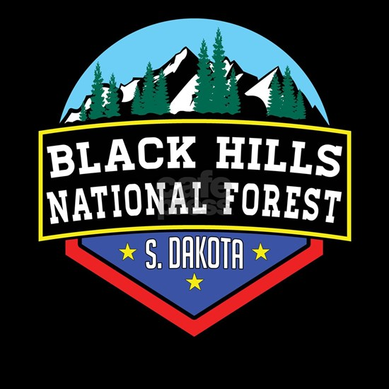 Black Hills National Forest South Dakota