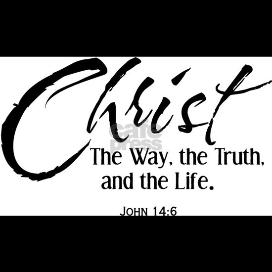 Christ the way the truth and the life