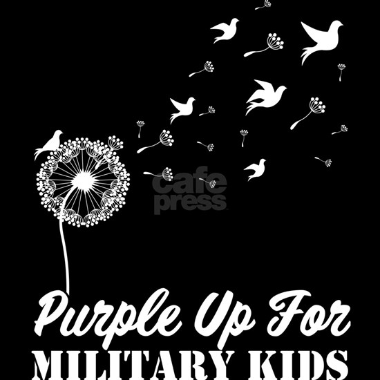 Purple Up For Military Kids Resilient Relentless d