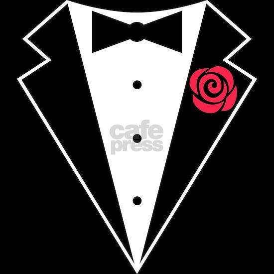 tuxedo funny rose b