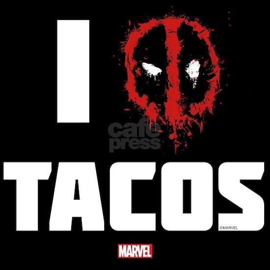 Deadpool Tacos Dark