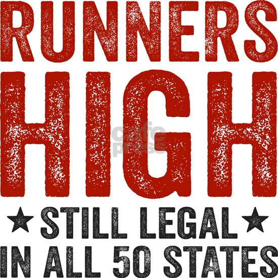 Runners High Still Legal In All 50 States