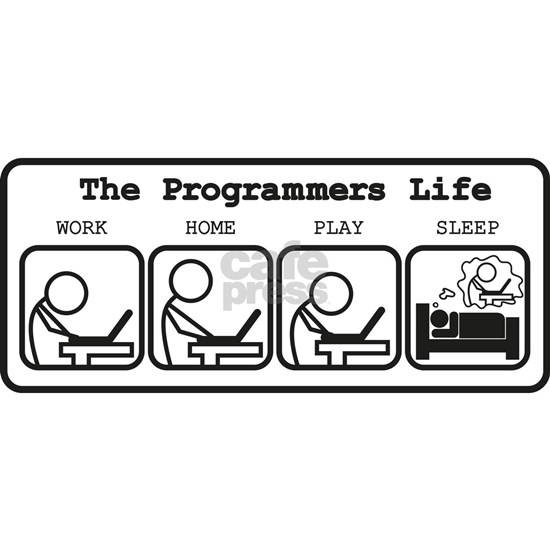 Unique The programmers life