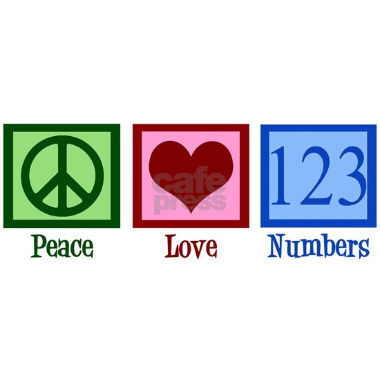 peacelovenumbers