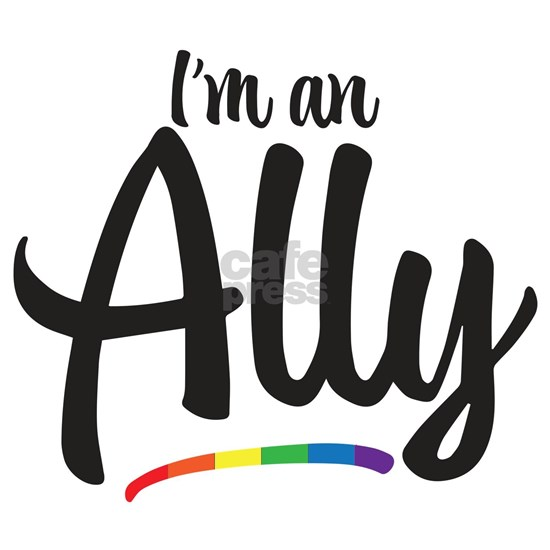 I'm an Ally - Gay Pride