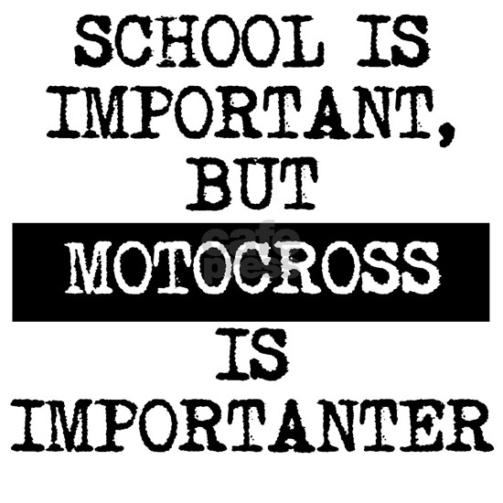 Motocross Is Importanter