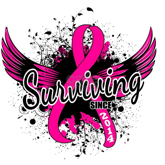 -Surviving Since 2014 Breast Cancer