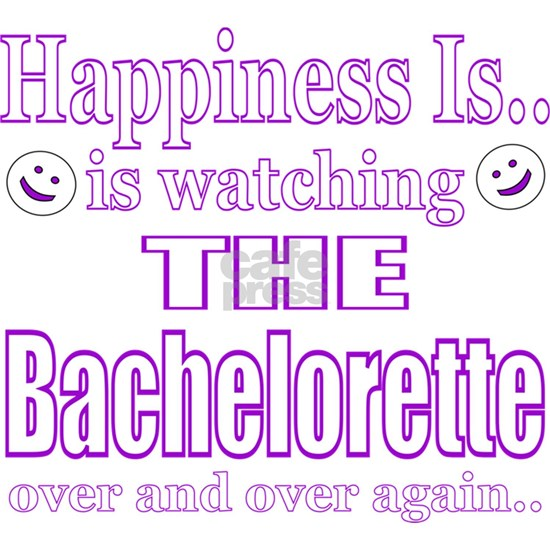 Happiness Is The Bachelorette TV