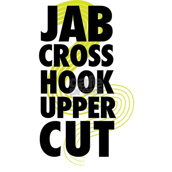 Jab Cross Hook Upper-cut