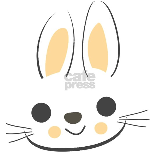 Easter Bunny Face Funny Pascha Holiday Easter Bunn