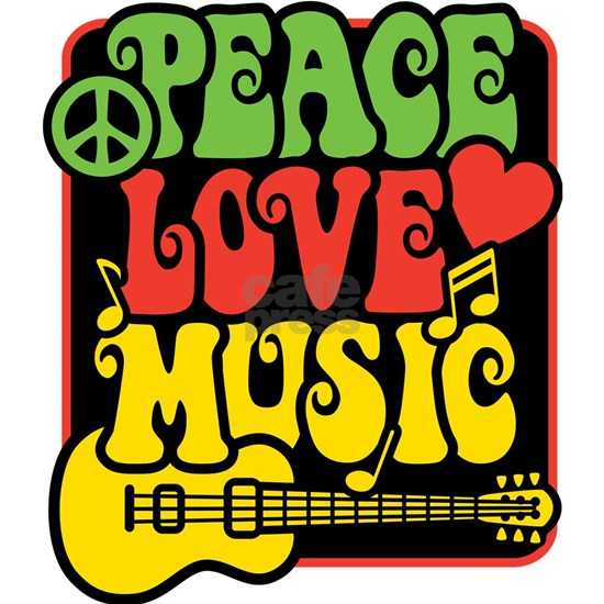 Rasta Peace Love Music
