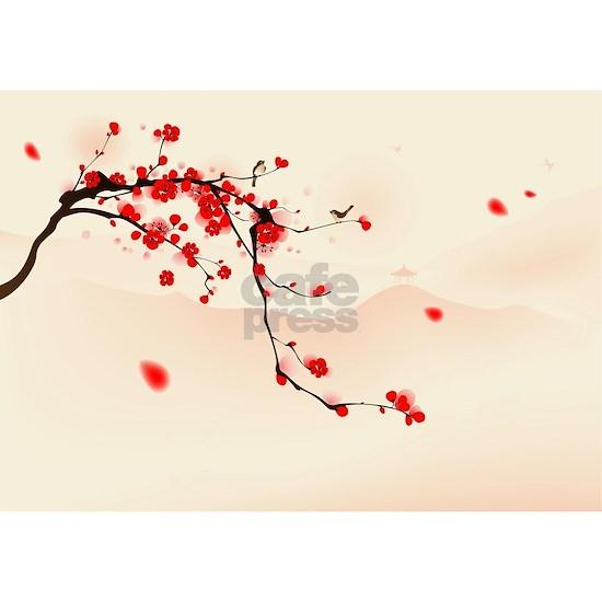 ASIAN TREE BRANCH