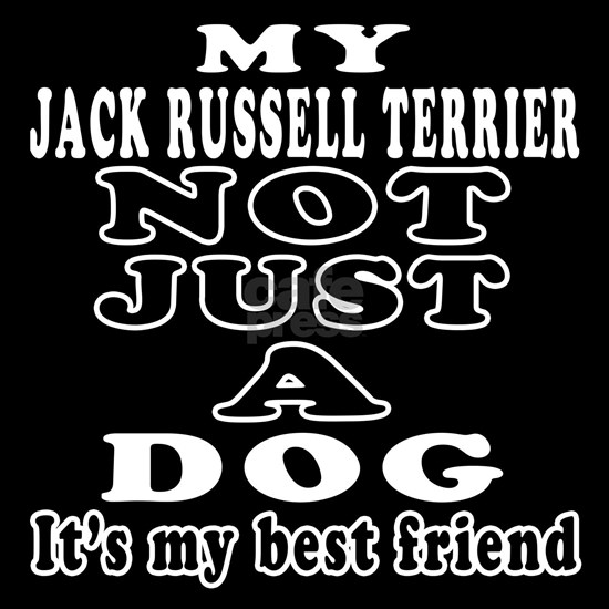 My Jack Russell Terrier Not Just A Dog