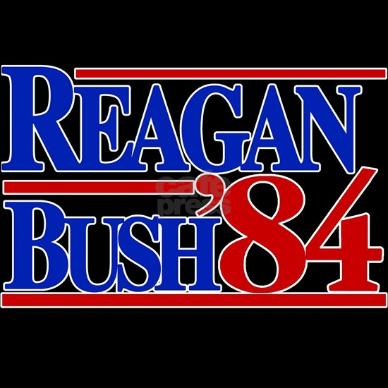 reagan bush 84 general