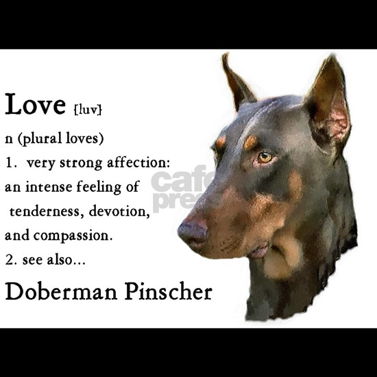 see also doberman pinscher