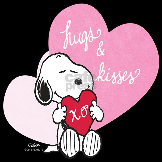 Snoopy - Hugs and Kisses