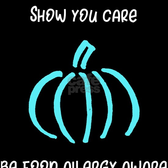 Teal Pumpkin Show You Care Be Food Allergy Aware