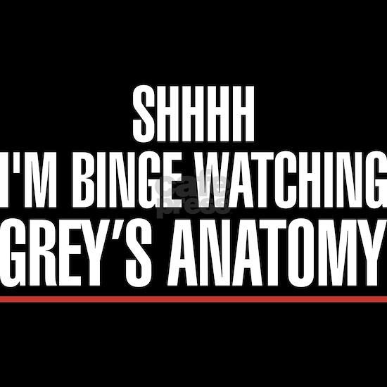 Grey's Anatomy Binge Watching