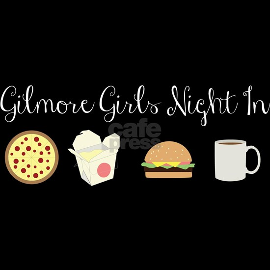 Gilmore Girls Night In Dark