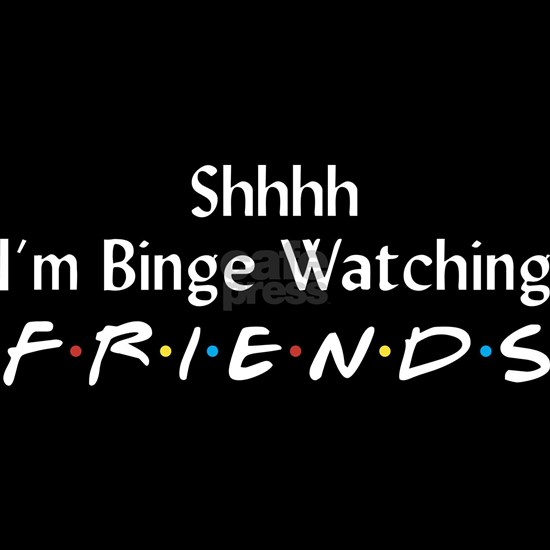 Friends Binge Watcher