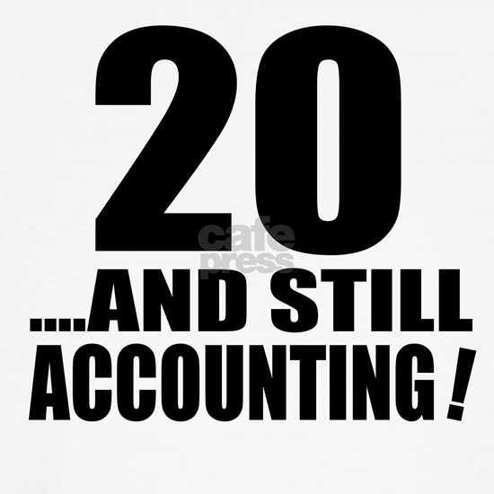 20 And Still Accounting