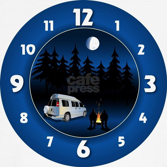 Roadtrekker nite clock