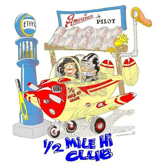 1/2 MILE-HI CLUB