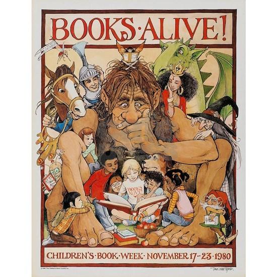 1980 Children's Book Week
