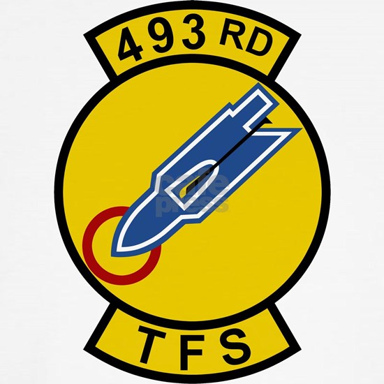 493rd TFS Roosters