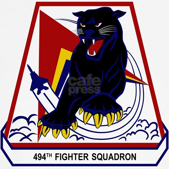494th FS Panthers