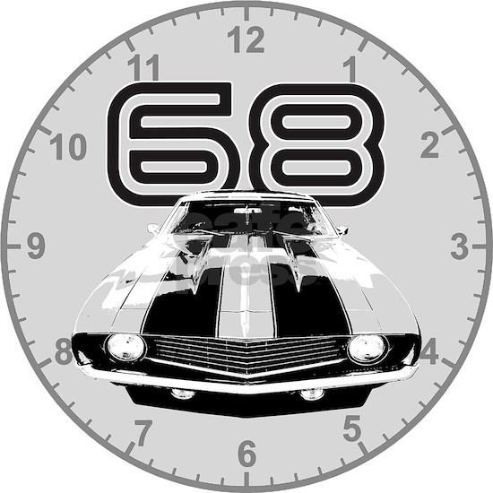 1968 Camaro Clock