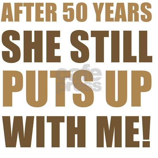50th Anniversary Humor For Men