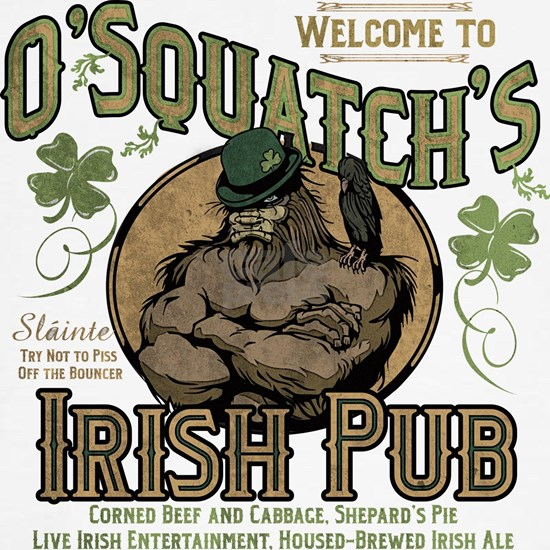 O'Squatch's Irish Pub