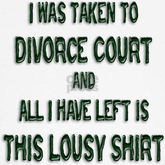 Taken To Divorce Court