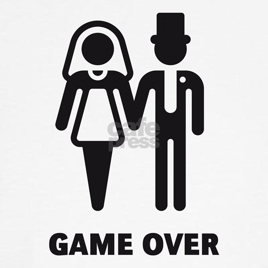 Game Over (Wedding / Marriage)