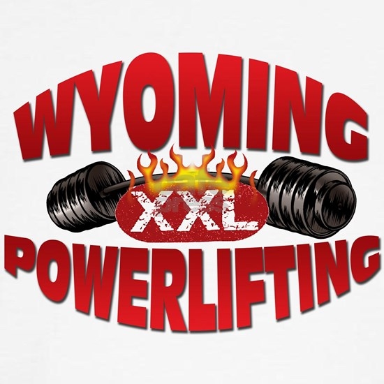 WYOMING Powerlifting!