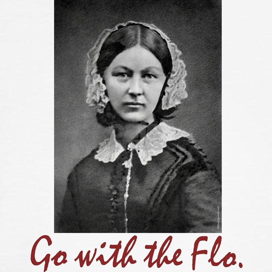 Go with Florence Nightingale